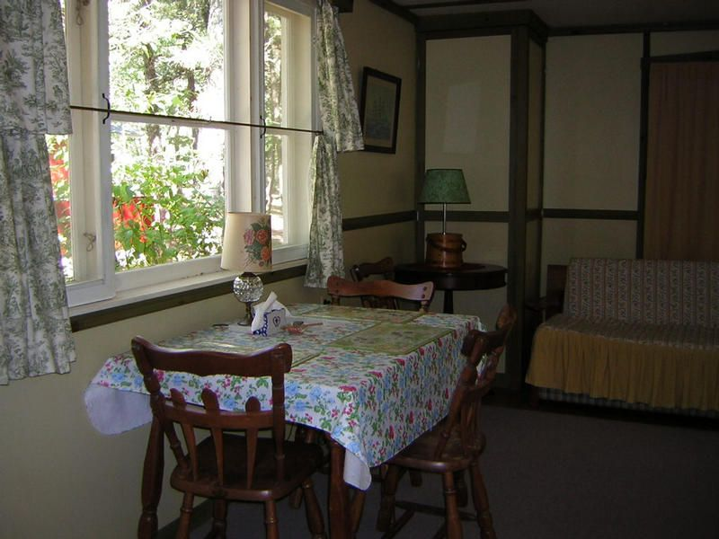 Dining area - East