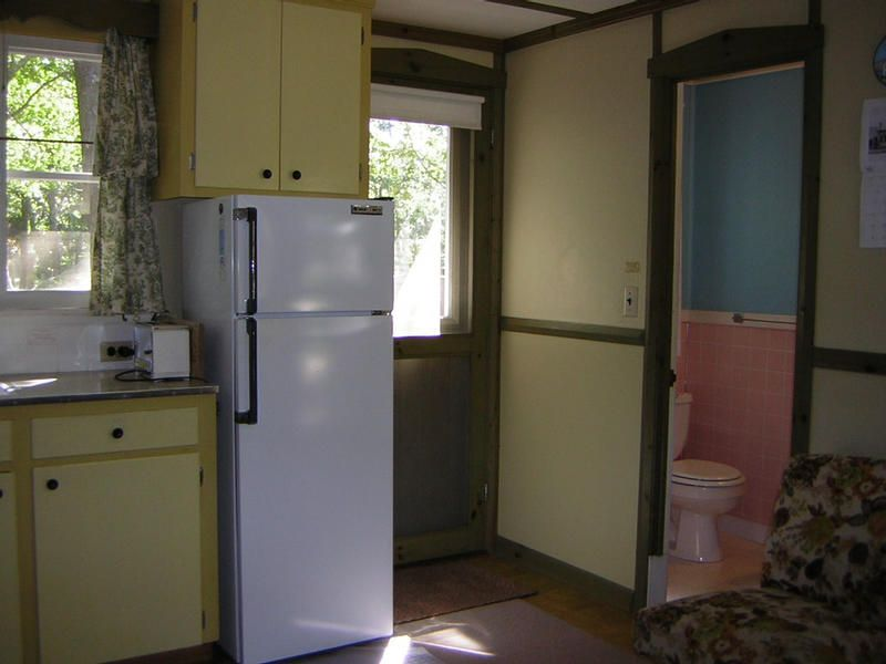 Kitchen, bath and back door - South West